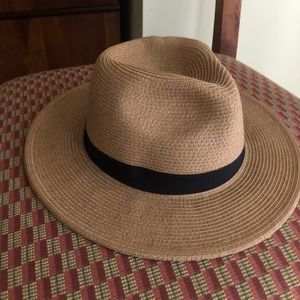 Weaved Havana boho beach hat